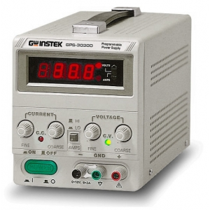 Lineaarne labori toiteplokk 0-30V 0-3A 90W