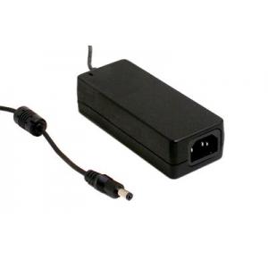Toiteplokk AC-DC tööstuslik desktop adapter; väljund 12Vdc 5A; 3 pole AC inlet IEC320-C14