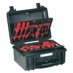 Tööriistakohver 380x270x180mm veekindel