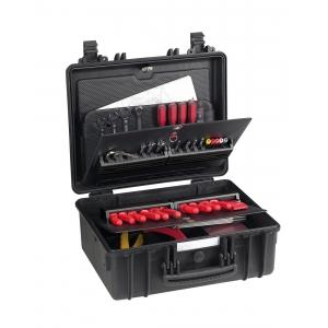 Tööriistakohver  445x345x190mm GT 44-19 PSS veekindel