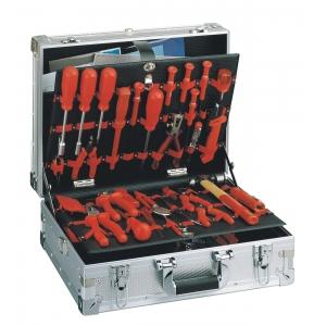 Tööriistakohver 435x335x185mm ALC/170 alumiinium