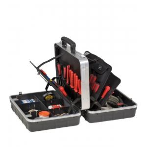 Tööriistakohver 465X352X230mm GT ATOMIK TWIN PTS