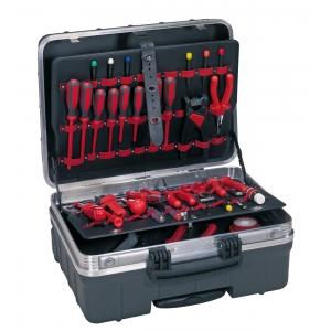 Tööriistakohver 465x352x255mm ATOMIK WH PEL