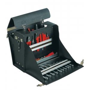 Tööriistakohver nahast BCP03 PSS 410x180x310mm