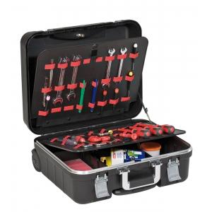 Tööriistakohver 430x320x190mm BOXER WH PEL