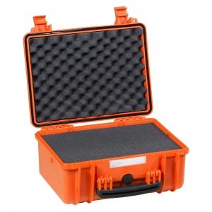 Tööriistakast 380x270x180mm, veekindel, vahuga.