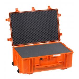 Tööriistakast 765x485x305mm veekindel, vahuga