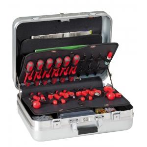 Tööriistakohver GT R7/TOP 474×355×180, Al