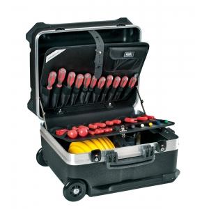 Tööriistakohver GT TURTLE, HDPE 470x390x347mm