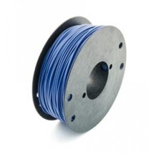 Montaažijuhe 1,0mm², sinine 500V PVC ø2,30mm, Cu