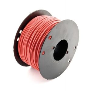 Montaažijuhe 1,5mm², punane 700V PVC ø2,80mm,