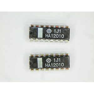 HA12010 VACUUM FLUORESCENT DISPLAY DRIVE...
