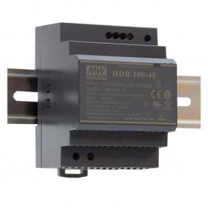 Toiteplokk DIN-liistule 92W 48V 1.92A -30 kuni 70C°