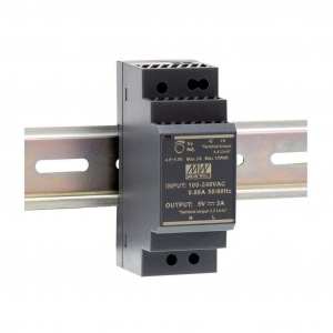 Toiteplokk DIN-liistule 30W 24V 1.5A -30 kuni 70C°