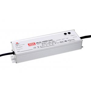 Toiteplokk LED 185W 24V 7.8A