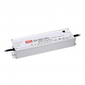 Toiteplokk LED 185W 71-143V 1.4A IP64