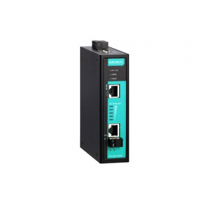 Manageeritav SHDSL võrgu laiendaja koos switchiga: 1 x 10/100BaseT(x), 1 x DSL, -40 kuni 75 °C