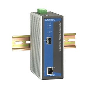 Tööstuslik konverter: 10/100/1000BaseT(X) to 1000BaseSX/LX/LHX/ZX, 0 kuni 60°C
