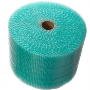 DISSIPATIVE BUBBLE PACK - Green colour - 0.5X200m roll