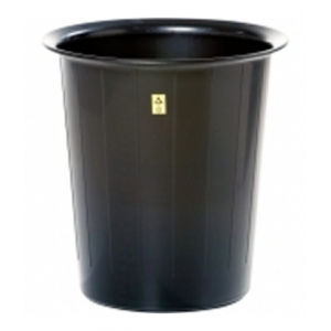 Conductive waste PAPER BIN, vol.17 l -  Dia.300 x 330mm ext.