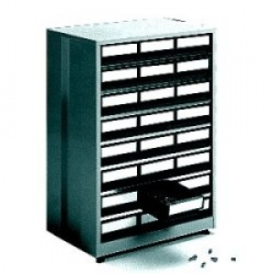 CABINET 2440-ESD 410x605x870(h)mm / 24 bins 4020-ESD