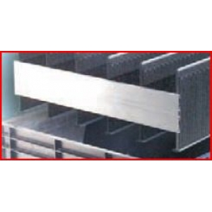 Aluminium Connecting Rail H=95mm