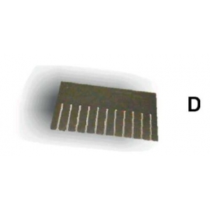 PACKING - CELL DIVIDER type D30 350mm length, 300mm height, 30mm pitch, 11 slits