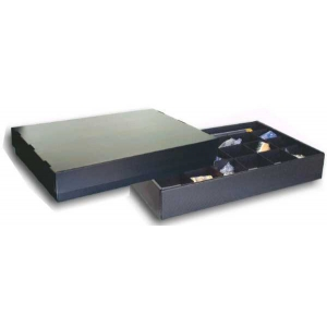 LABBOX 21 - Conductive LABEPLAST box - ext.420 x 620 x 100(H)mm