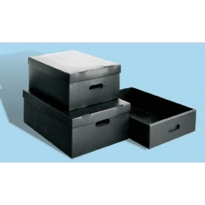 LABBOX 30 - Conductive LABEPLAST box - int. 358 x 558 x 130(H)mm