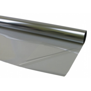 Dissipative self-adhesive polyester film - 1000mm width
