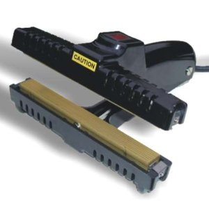 CRIMPER SEALER  150 x 15mm for cellophane and wax paper
