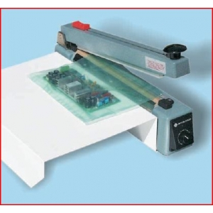 HEAT SEALER   for bags  200mm - timer - cutting blade