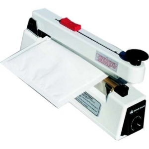 HEAT SEALER (medical) for bags 200mm - timer - cutting blade