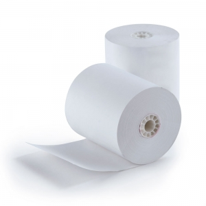 Adhesive paper roll - 30m length (300-500 labels)