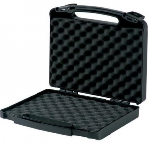 BRIEFCASE ESD inside napped foams - int.240x170x20 mm