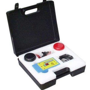 LABEOHM - KIT including 9265000(w alarm) /2 probes/carrying case