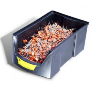 FUTURA - Storage Conductive Bin type 3Z  - ext. 360X210X145mm