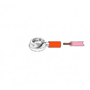 SNAP FASTENER 10mm female / crimp terminable on AWG 16-14 wire