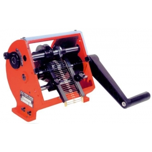 SUPERFORM/A cutting/bending machine for taped axial - Standard version