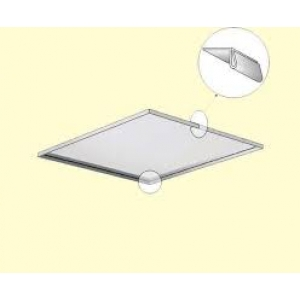 TRAY HOLDER - Aluminium tray 500 x 650 x 15mm
