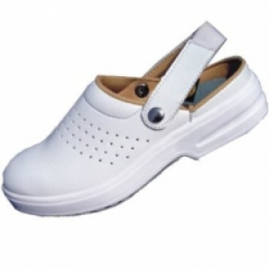 Dissipative Footwear M-CLOG  - WHITE  - 35