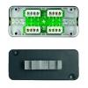 Ühendusmoodul Cat5e/Cat6/Cat7/Cat7a 1000Mhz DIN-rail kinnitusega VM8-8