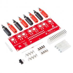 Toite adapterplaat ATX konnektoriga