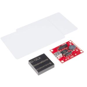 RFID/NFC 125kHz stardikomplekt