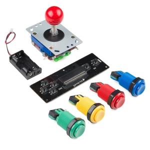 SparkFun micro:arcade kit - juhtkontrolleri komplekt