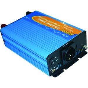 Inverter 12VDC/230VAC;1000W