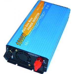 Inverter 12VDC/230VAC;1000W puhta siinusväljundiga