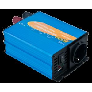 Inverter 12VDC/230VAC 300W