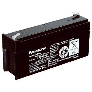 Pliiaku 6V 3,4Ah Panasonic LC-R063R4P