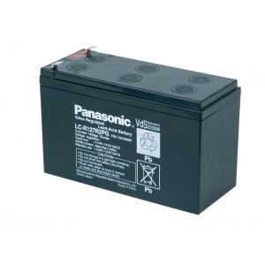 Pliiaku 12V 7,2 AH Panasonic LC-R127R2PG kitsas klemm